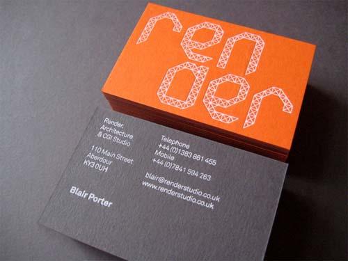 250112 typography namecard 1