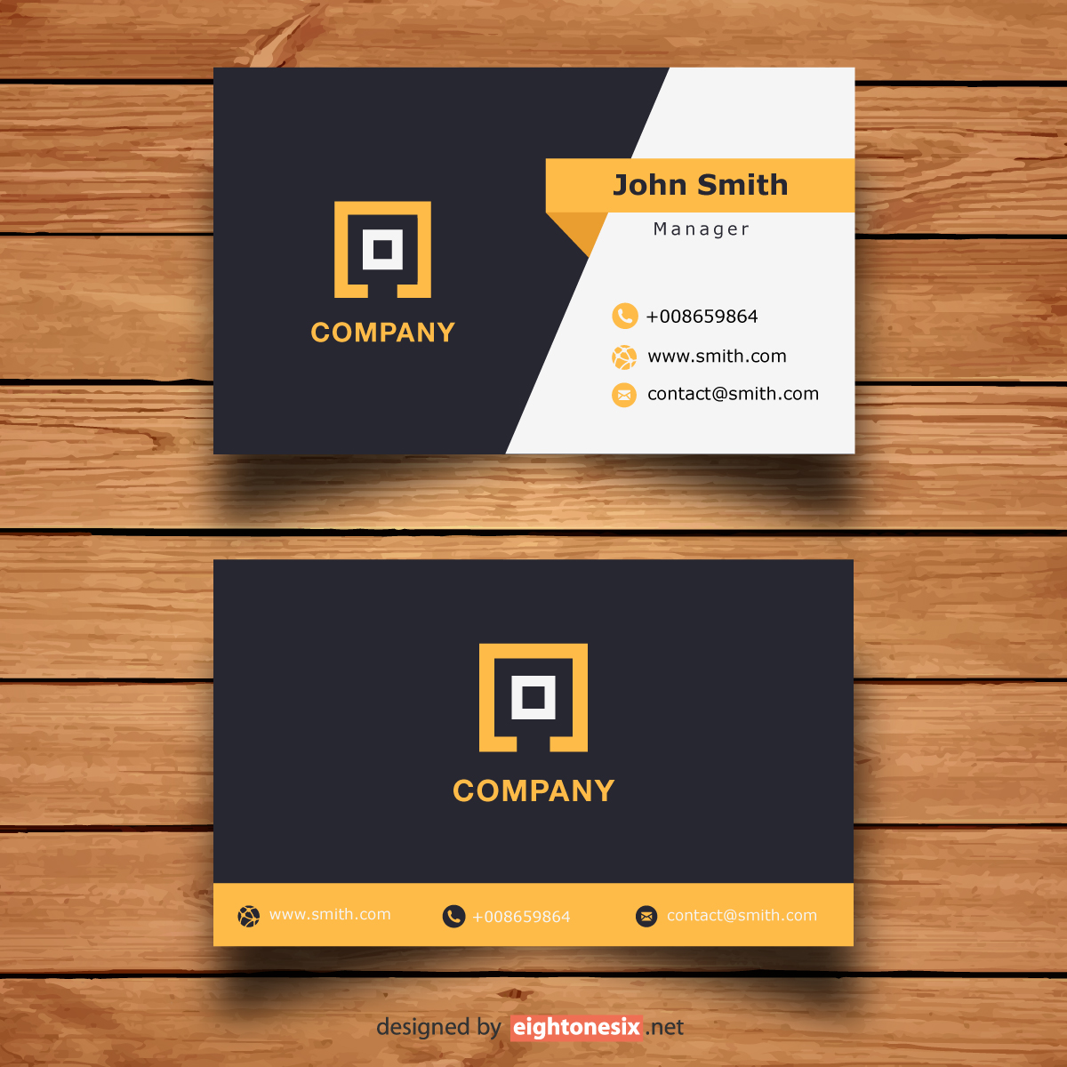 12 Modern Corporate Business Card