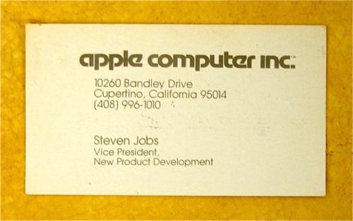 card-visit-cua-CEO-Steve -Jobs